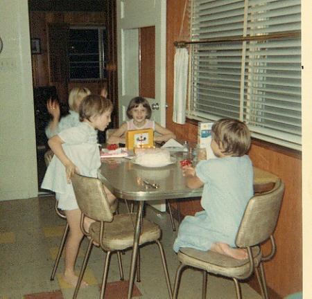 Karen'sbirthday,1966